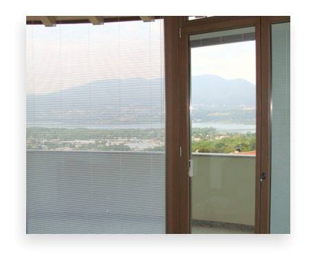 Veneziane interno vetro finestre con veneziane interne - Sunbell veneziane interno vetro ...